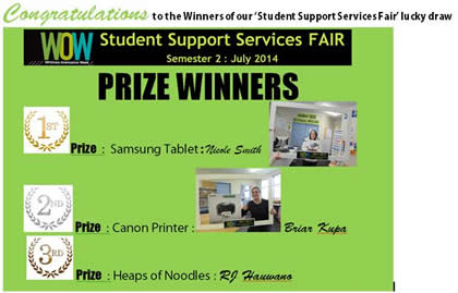 winners SSS Fair