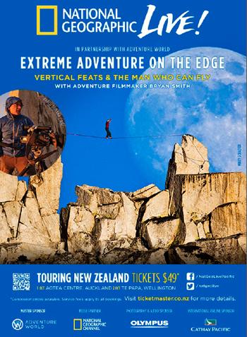 Extreme Adventure on the Edge
