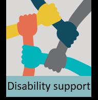 Disabilty support
